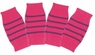 Dogit Style Leg Warmers, Pink, Small, From Hagen