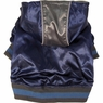 Dogit Style Metallic Hoodie, Blue, Large, From Hagen