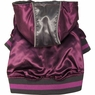 Dogit Style Metallic Hoodie, Purple, Large, From Hagen