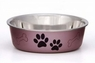 Loving Pet Bella Bowl Grape Medium