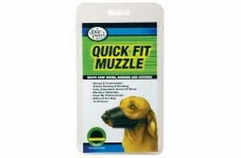 Four Paws Quick Fit Muzzle Size 4