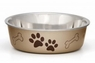 Loving Pet Bella Bowl Champagne Small