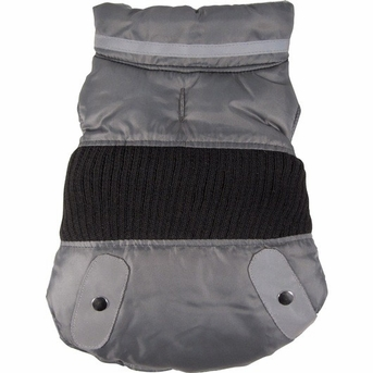 Dogit Style Sport Utility Vest, Grey, Large , From Hagen