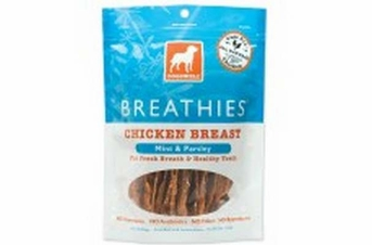 DOGSWELL BREATHIES Chicken Breast Mint & Parsley 5oz