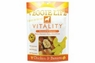 DOGSWELL VEGGIE LIFE VITALITY Chicken & Banana with Flaxseed & Vitamins 5oz