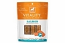 DOGSWELL VITALITY Salmon with Flaxseed & Vitamins 5oz