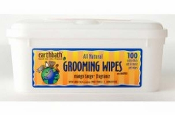 earthbath Grooming Wipes Mango Tango 100ct