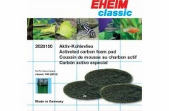 EHEIM Carbon filter pads for the Classic 2215