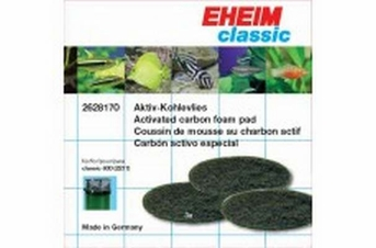 EHEIM Carbon filter pads for the Classic 2217