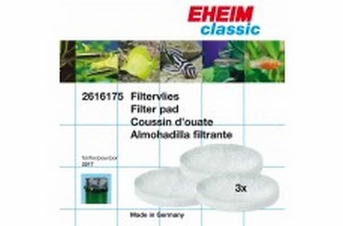 EHEIM Fine filter pads for the Classic 2217