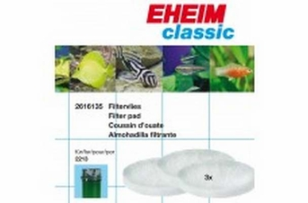 EHEIM Fine white Filter Pad for 2213 3pc