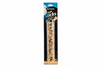 8 in 1 Ecotrition Cockatiel Nut and Honey Treat Sticks