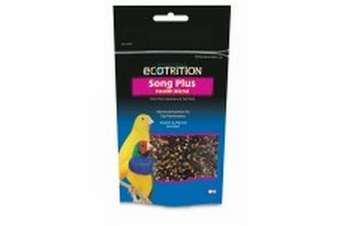 8 in 1 Ecotrtion Song Food Plus Canary Finch 8oz