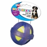 Ethical Pet Dura-Brite 2-in-1 Tennis Ball for Dogs, 3.5-Inch, Assorted