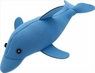 Ethical Pet Products (Spot) DSO5863 Water Buddy Dolphin Dog Toy, 7-Inch, Blue