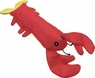 Ethical Pet Products (Spot) DSO5864 Water Buddy Lobster Dog Toy, 7-Inch, Red