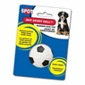 Ethical Pet Rubber MVP Extreme Sport Ball for Dogs, 2.5-Inch, Assorted