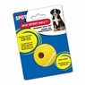 Ethical Pet Rubber MVP Sport Ball with Bell for Dogs, 2.5-Inch, Assorted