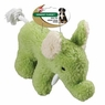 Ethical Pet Vermont Fleece Dog Toy, 10-Inch, Elephant, Assorted