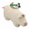 Ethical Pet Vermont Fleece Dog Toy, 6-Inch, Farmyard Animal, Assorted