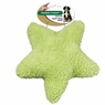 Ethical Pet Vermont Fleece Dog Toy, 8-Inch, Star, Assorted