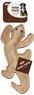Ethical Pets Dura Fused Leather Gecko Dog Toy, 8.5-Inch