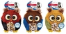 Ethical Pets Hoots Dog Toy, 4.75-Inch