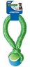 Ethical Pets Monster Bungee Tug with Tennis Ball Dog Toy, 10.5-Inch