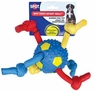 Ethical Pets MVP Rope Sport Ball Dog Toy, 3.5-Inch