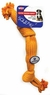 Ethical Pets Super Squeak Rope Dog Toy with 2-Squeaker, 14-Inch