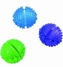 ETHICAL PRODUCTS 773519 Dura-Brite Bonus Treat Ball Dog Toy, 3-Inch