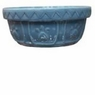 ETHICAL PRODUCTS 773827 Old World Antique Dish for Dogs, 7-Inch, Slate Blue