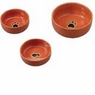 ETHICAL PRODUCTS 773840 Gilded Paw Dish for Cats, 5-Inch, Orange