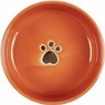 ETHICAL PRODUCTS 773842 Gilded Paw Dish for Dogs, 7-Inch, Orange