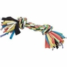 ETHICAL PRODUCTS 773856 Tuggin' Tees 2 Knot Rope Toy for Pets, 10-Inch