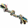 ETHICAL PRODUCTS 773857 Tuggin' Tees 3 Knot Rope Toy for Pets, 15-Inch