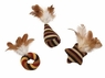 Ethical Products Spot Feather Knits Toy Assorted