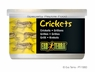 Exo Terra Crickets, Small Size, 1.2 oz, From Exo Terra