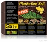 Exo Terra Plantation Soil, 8 qt 3 Pack, From Exo Terra