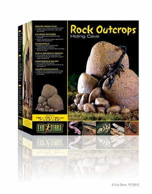 Exo Terra Rock Outcrops, Small, From Exo Terra