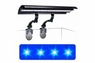 Wave Point Micro Sun LED High Output Clamp Light Super Blue 16W 12in