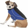 Fashion Pet Performance Fleece Dog Coat, Medium, Blue