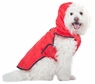 Fashion Pet Red Roll-n-Go Raincoat