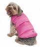 Fashion Pet Reversible Arctic Dog Coat, Small, Pink