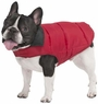 Fashion Pet Reversible Arctic Dog Coat, X-Large, Red