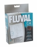 Fluval C4 Poly Foam Pad 3/pack, From Hagen