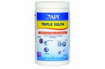 API Pro Series Triple Sulfa Powder 850gm Jar