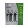 Fluval Disposable 3.1 oz CO2 Cartridge, 3-pack, From Hagen