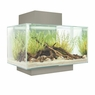 Fluval Edge 6 Gal with 21-LED Light, Silver, From Hagen