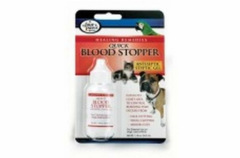 Four Paws VBS Antiseptic Quick Blood Stopper Powder 0.5oz